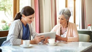 The Top Benefits Of Technology For Aged Care Organizations