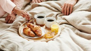 Breakfast in Bed – Aged Care