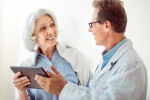 Improving the quality of aged care through the use of technology